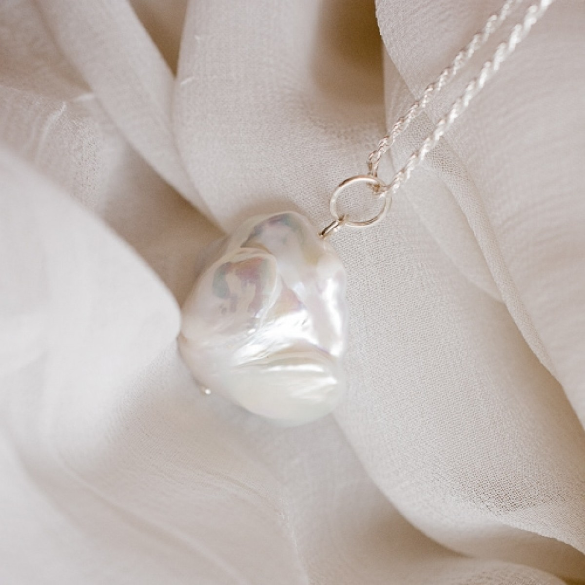 The Imperfection Pendant